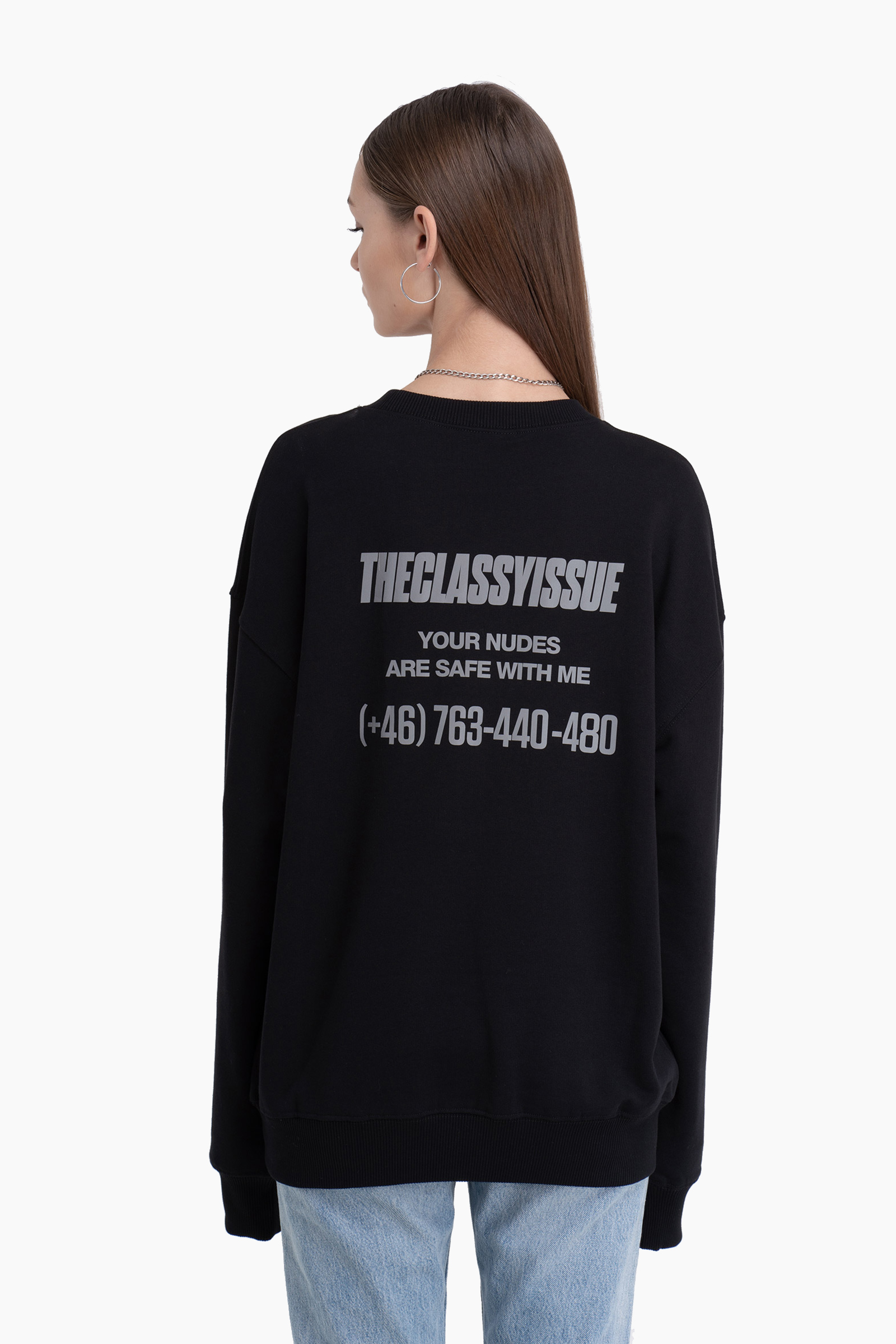 331e8178ea Home Clothing Nudes Sweater Black. 🔍. Previous  Next